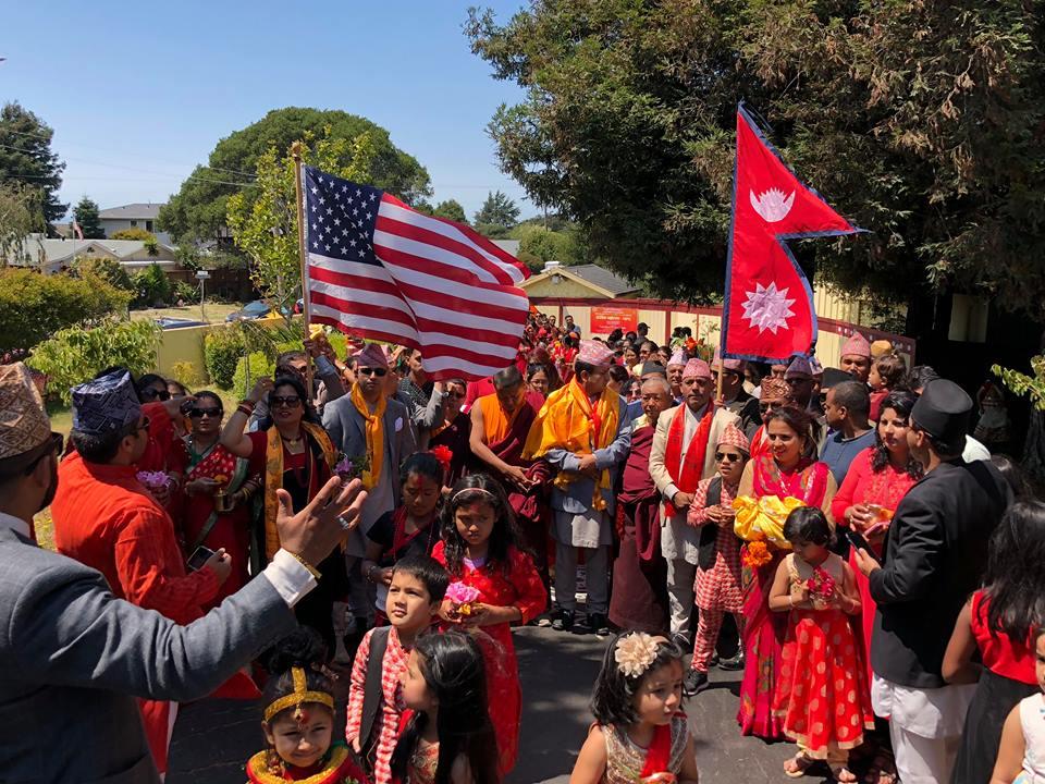 सान-फ्रान्सिस्कोमा धार्मिक महोत्सव शुरु (फोटो फिचर)