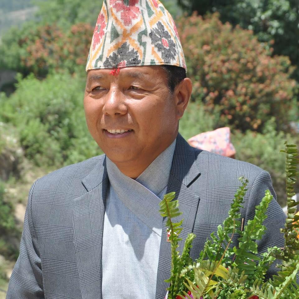 अमेरिकामा दश बर्ष बसेर नेपाल फर्केर राजनीति गरेका बंशलाल तामांग संगको कुराकानी