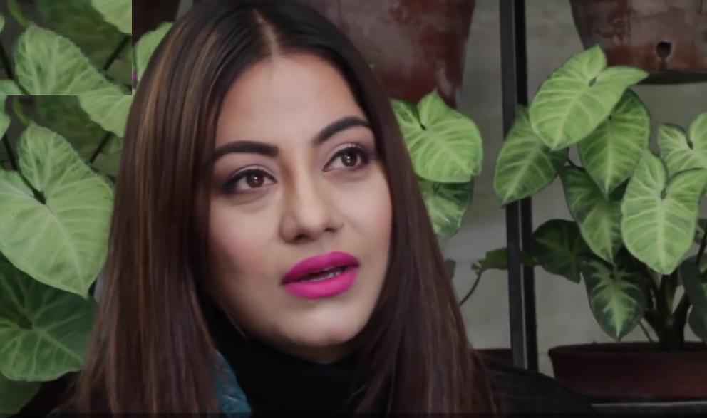 Sweta Khadka meets Nepali actresses in the USA