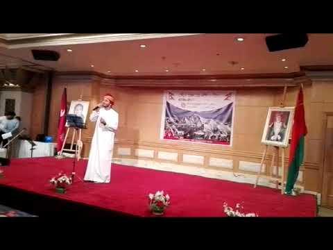 अरबी गायक रफीले गाए नारायण गोपालको गीत