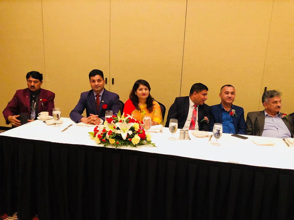 नेपाली नेशनल कन्भेन्सन शिकागोमा शुरु