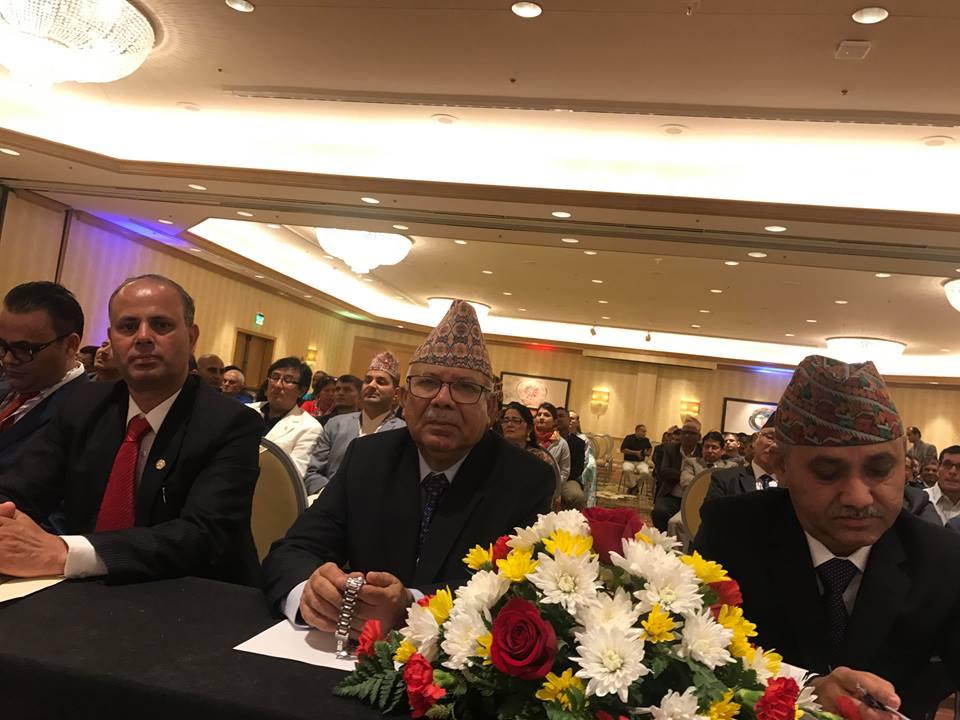 नेपाली नेशनल कन्भेन्सन शिकागोमा सम्पन्न