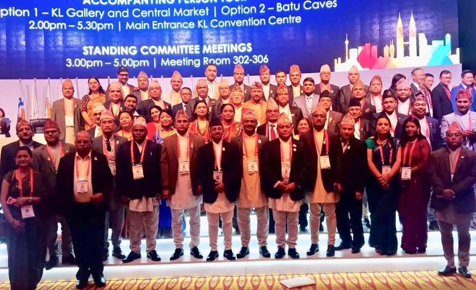 राजनीतिक स्थायित्वसंगै नेपाल अब आर्थिक समृद्धिको यात्रामा – महासंघ अध्यक्ष सिंह
