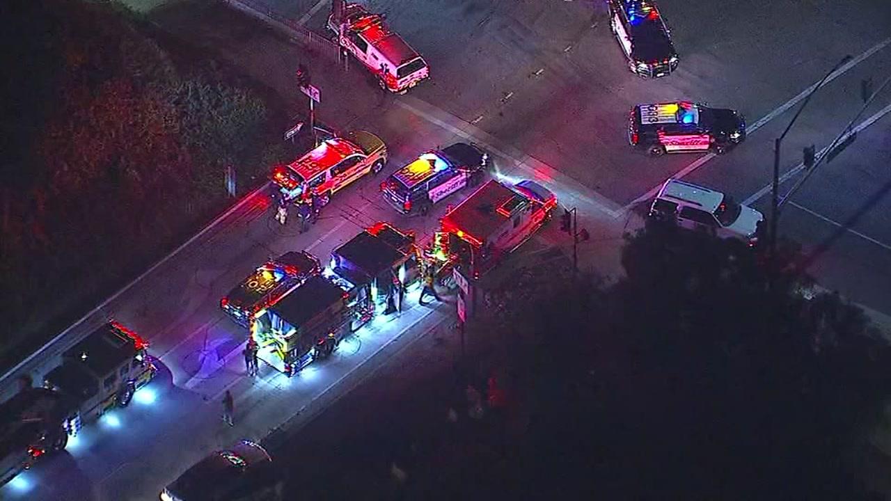 बारमा गोली चल्दा क्यालिफोर्नियामा १३ जनाको मृत्यु