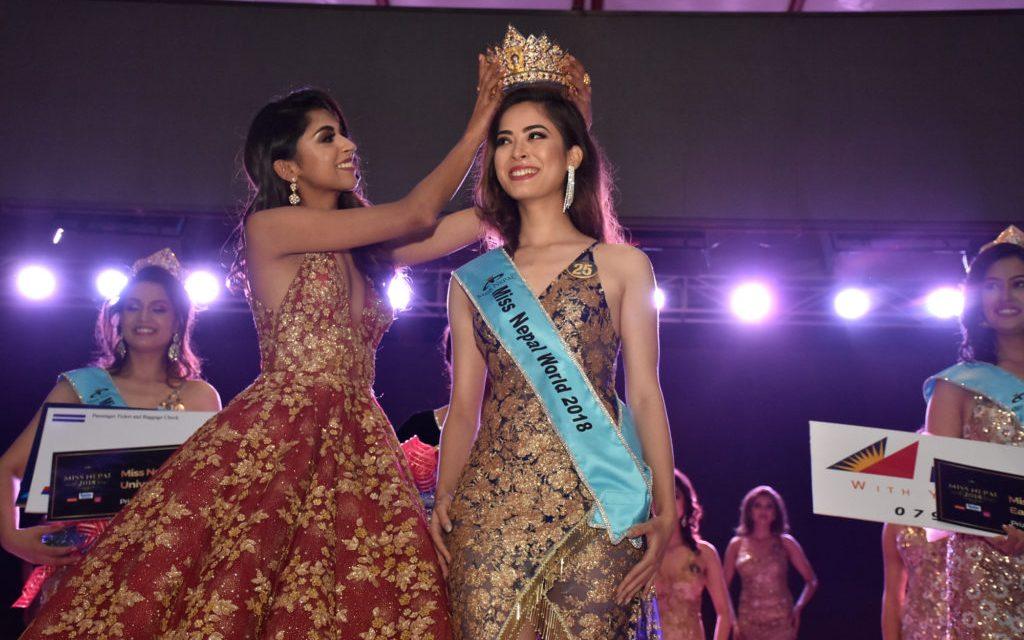 मिस नेपाल श्रृंखला खतिवडा मिस वल्र्डको टप फाइभमा
