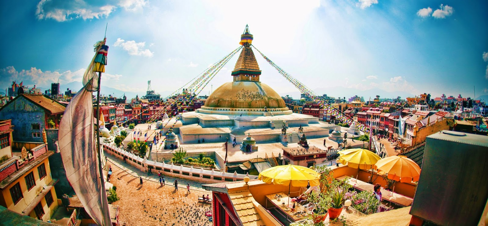 Most Beautiful Country In The World : Nepal
