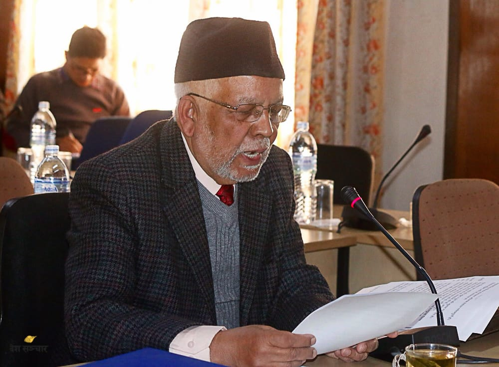 प्रस्तावित चार देशका राजदूतहरुलाई सुनुवाइ समितिद्वारा अनुमोदन