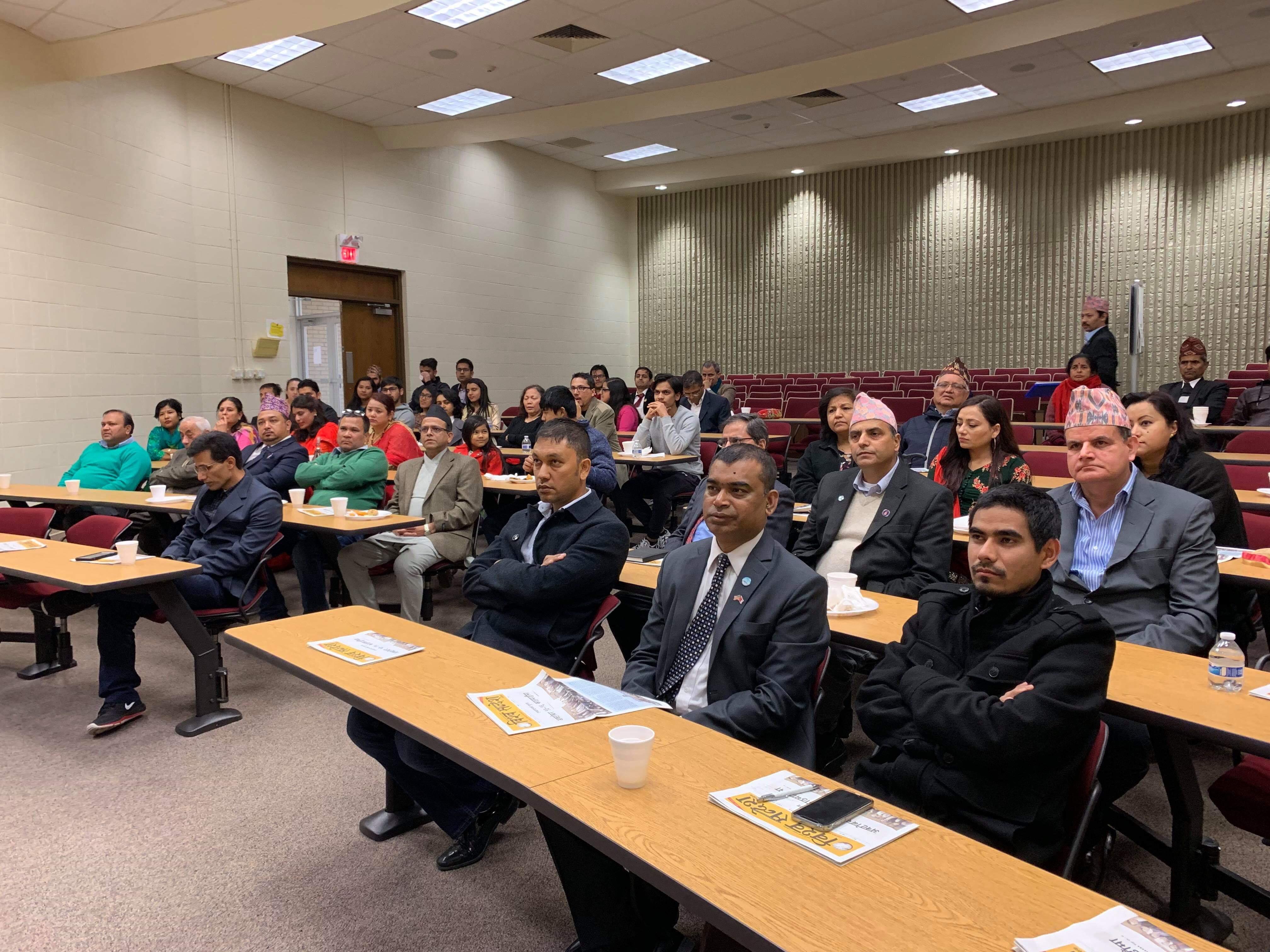 टेक्सासमा 'लवक समाज'को पाँचौं वर्षगाँठ सम्पन्न