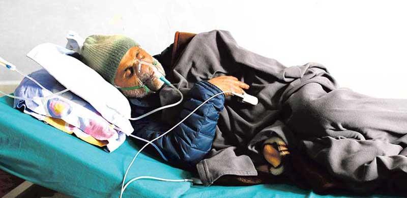 बोल्नै छाडे डा.केसी, आइसियुमा उपचार गर्न मानेनन्