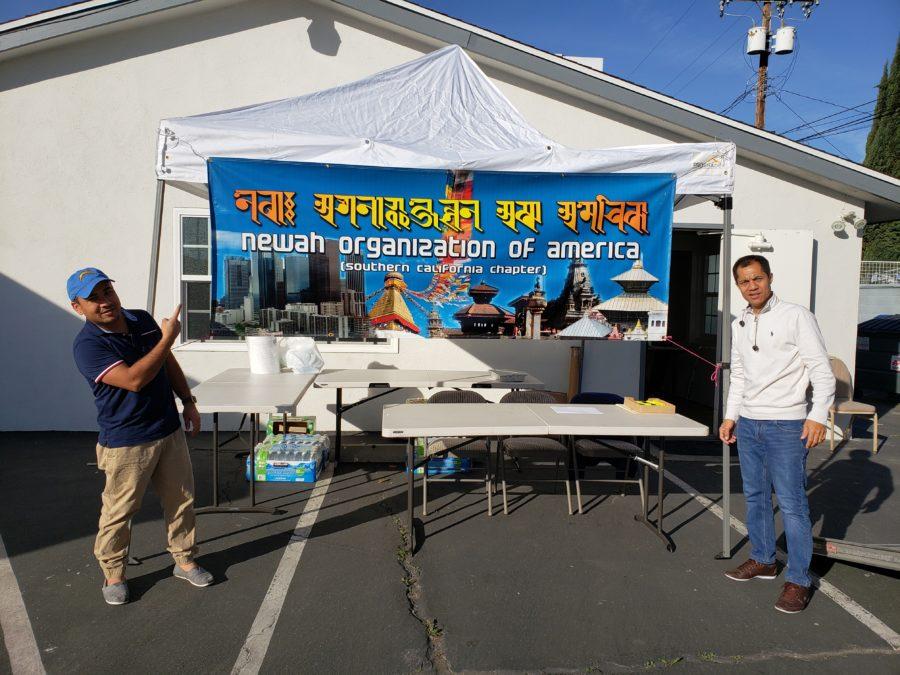 नेवा: अर्गनाइजेशनद्वारा लस एन्जलसमा रक्तदान कार्यक्रम सम्पन्न