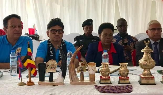 एनआरएन अफ्रिकाको तेस्रो क्षेत्रीय बैठक 'कम्पाला घोषणापत्र–२०१८' जारी गर्दै सम्पन्न