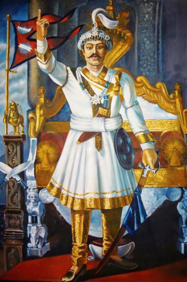 'तिमी राजा बन' भन्नु हो भने त्यो माओ स्टाइलको जुल्फी खौरेर भोलि श्रीपेच लगाउन तयार हुन्छन्