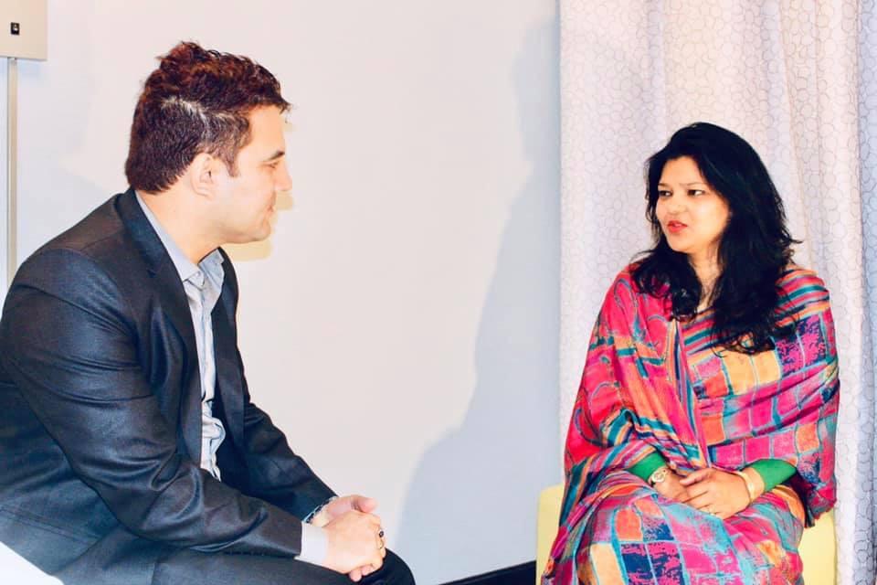 पाल्पादेखी मदन पुरस्कार सम्मको यात्रा, निलम कार्की निहारिका
