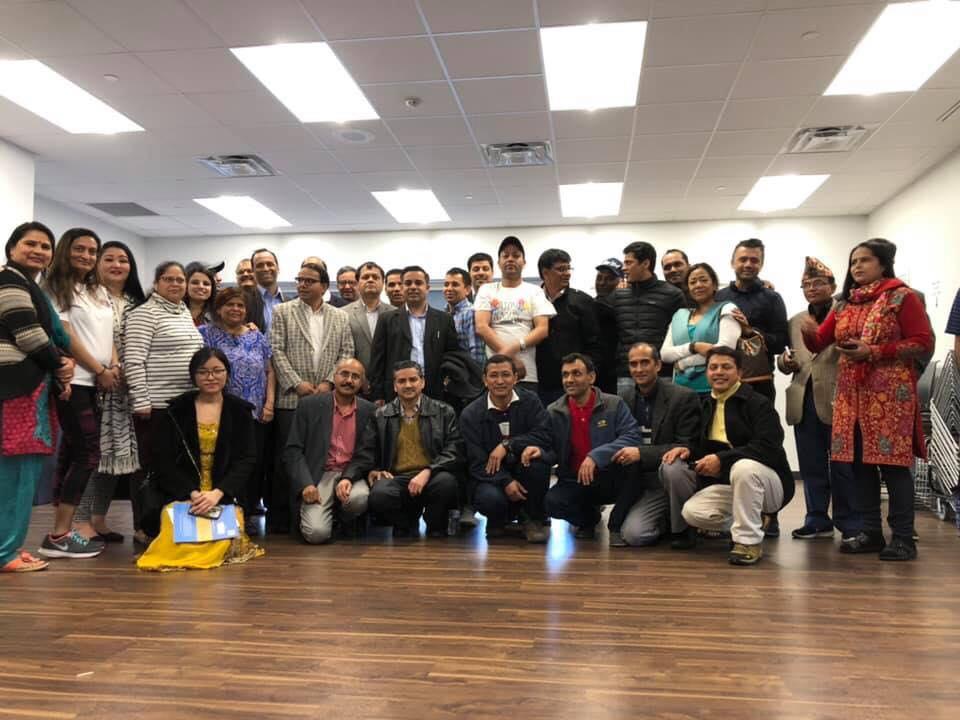नेपाली अमेरिकी सामुदायिक केन्द्र, डिसी मेट्रो सप्ताह
