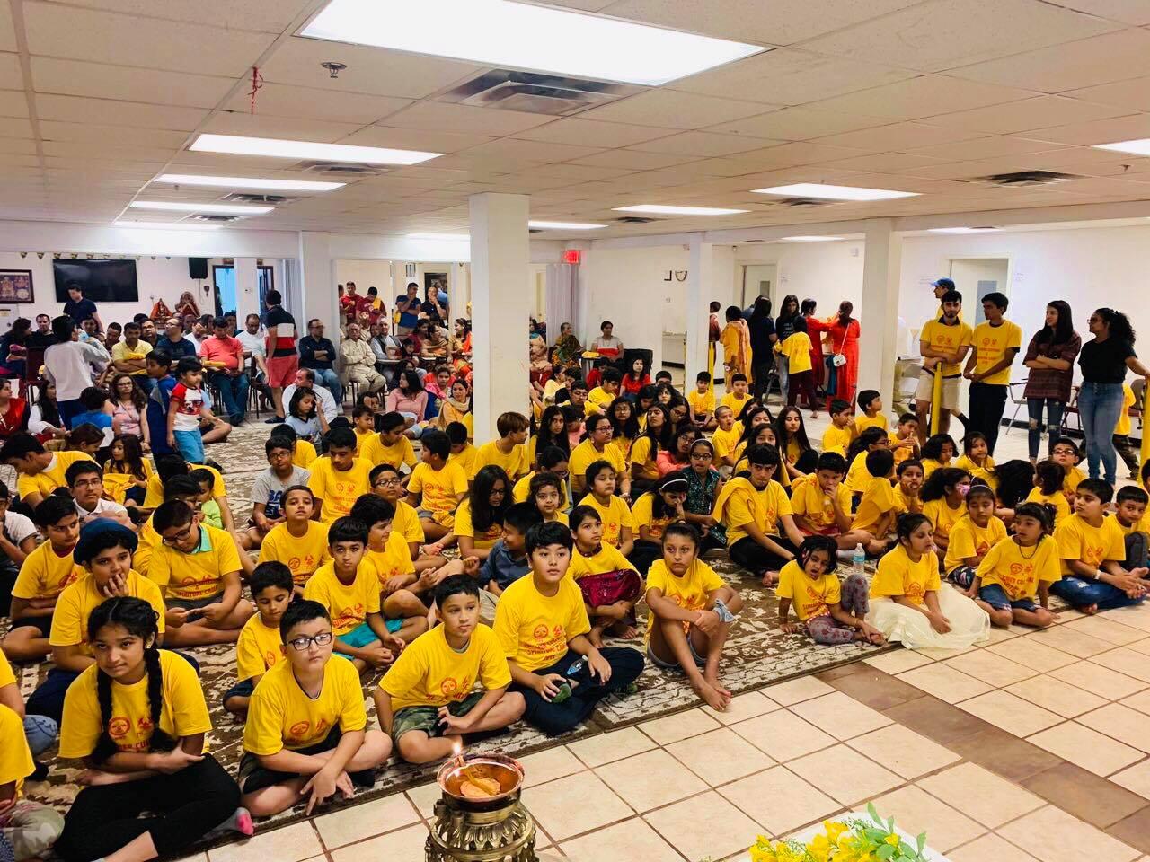 डालसमा बालबालिकाहरुका लागि आध्यात्मिक शिविर शुरु