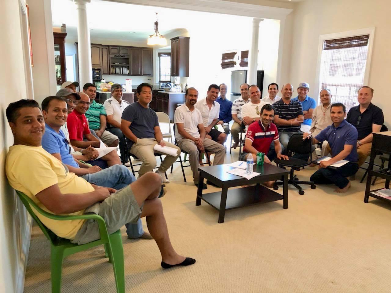 NACC भर्जिनिया भवन निर्माणका लागि कार्ययोजना बैठक सम्पन्न