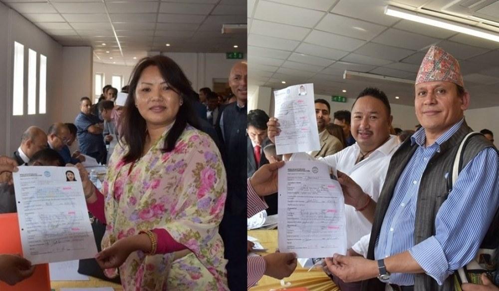 विश्वको सबैभन्दा ठुलो एनआरएनए एनसीसी बेलायत : जम्बो कार्यसमितिको खर्चिलो निर्वाचन र बैधानिकताको प्रश्न !