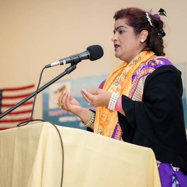 हामी नेपाली ग्लोबल संस्थाको अमेरिका अध्यक्षमा ईन्दिरा त्रिपाठी