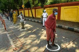 कोरोनाको संक्रमण  फैलावटमा  भारत  १० औ स्थानमा