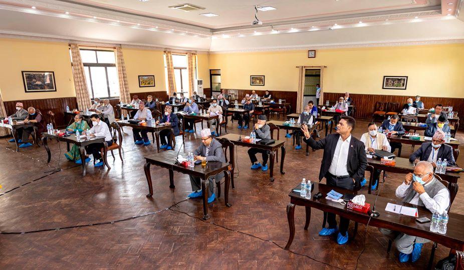 नेकपा स्थायी कमिटि बैठक २ दिन पछि बस्ने, हालसम्म ४० सदस्यले आफ्ना कुरा राखे