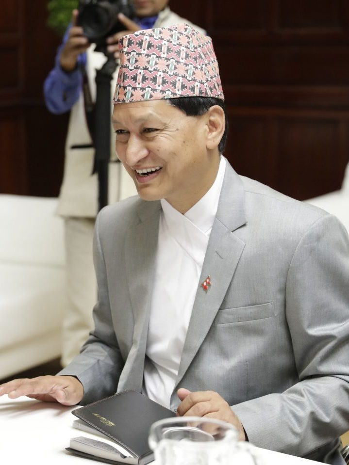 काठमाडौं महानगरपालिकाका मेयर  शाक्यलाई कोरोना संक्रमण