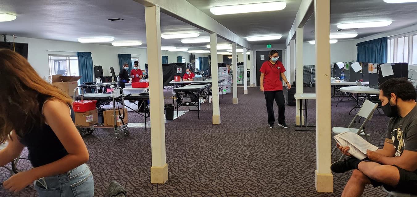 नेवा: समाजद्दारा आयोजित रक्तदान कार्यक्रममा ३४ जनाद्दारा रक्तदान
