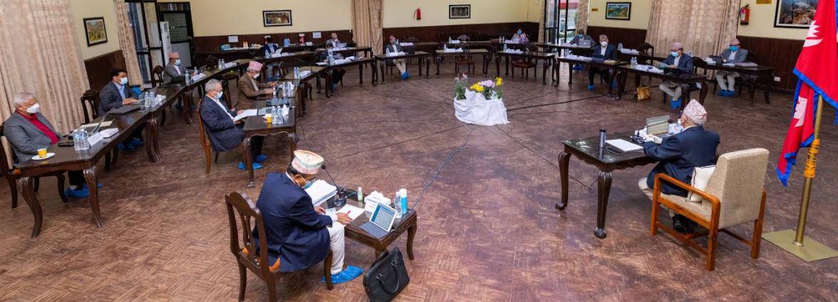 कोरोना उपचारका सम्बन्धमा भएको निर्णयलाई अतिरञ्जित गरिएको प्रम ओलीको  गुनासो