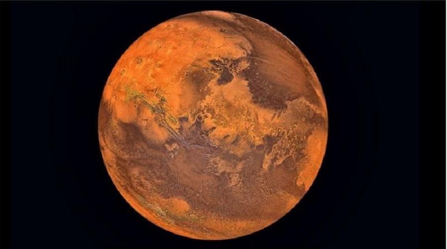 मंगल ग्रह पृथ्वीबाट सबैभन्दा ठूलो र चम्किलो रंगमा देखिने