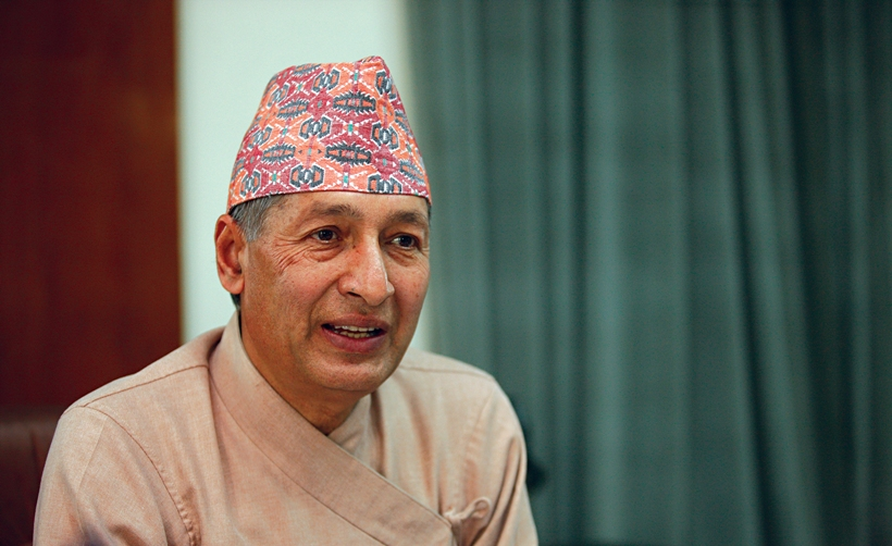 युवराज खतिवडा अमेरिकाका लागि नेपाली राजदूतमा नियुक्त