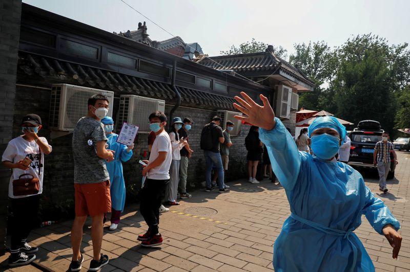 बिदा मनाउन एकै पटक ठूलो संख्यामा बाहिर ननिस्किन नागरिकहरुलाई चीन सरकारको  आग्रह