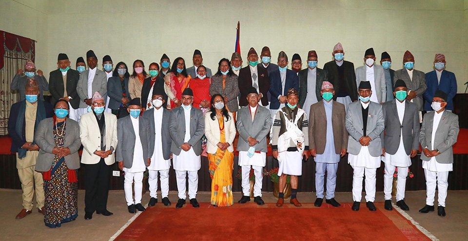 संसदीय सुनुवाईबिना  संबैधानिक आयोगका पदाधिकारीको  सपथ