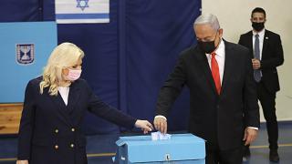 इजरायलमा दुई वर्षको अवधिमा चौथो पटक संसदको निर्वाचन