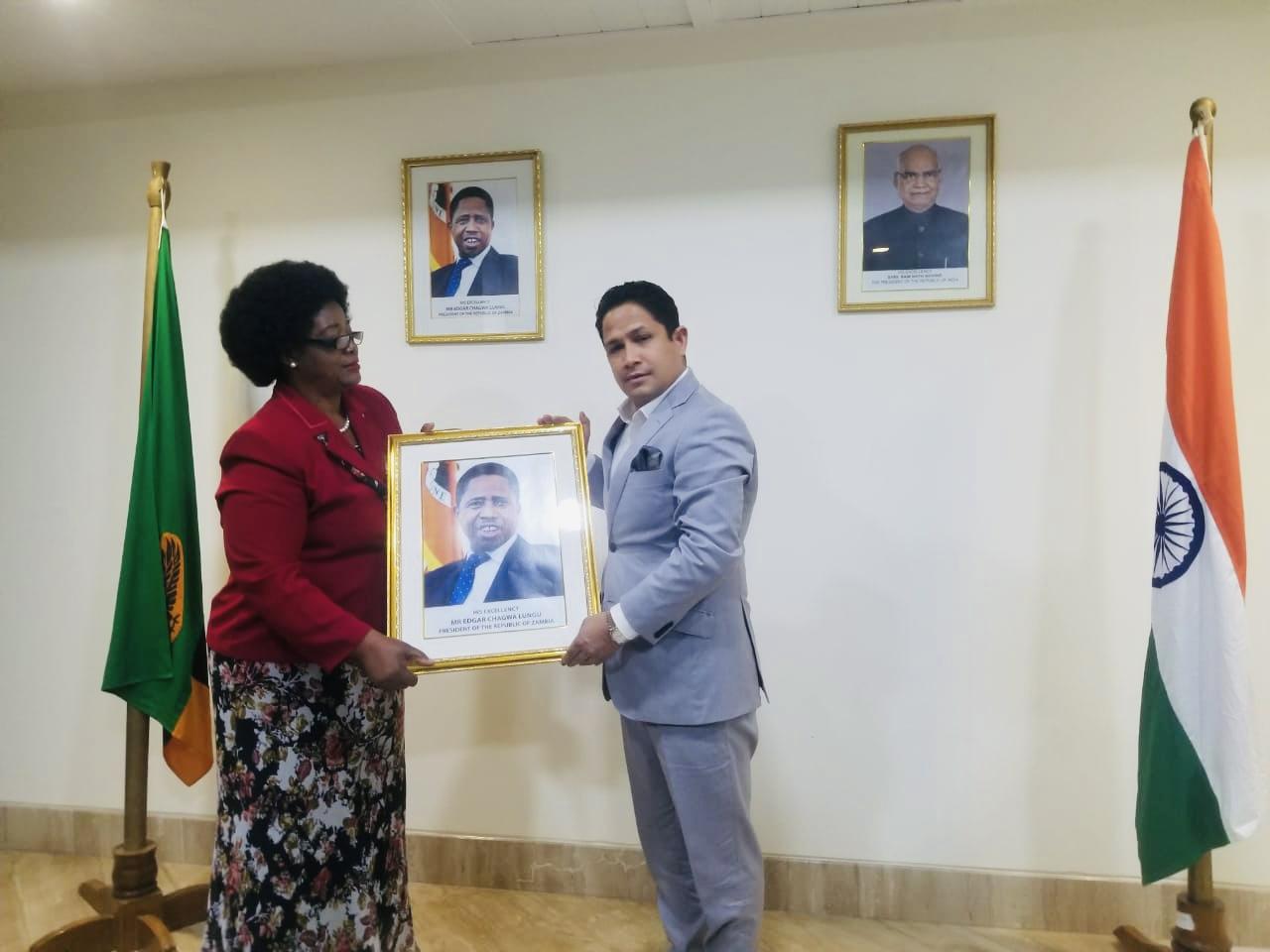 जाम्बियाले नेपालमा खोल्यो वाणिज्य दूतावास, वाणिज्यदूतमा देशबन्धु बस्नेत नियुक्त