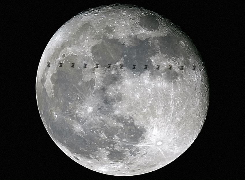 चीन र रुसले चन्द्रमामा स्पेस स्टेसन निर्माण गर्ने