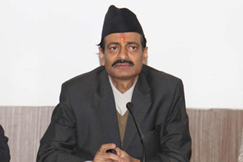 नेपाली कांग्रेसका नेता नवीन्द्रराज जोशीको निधन