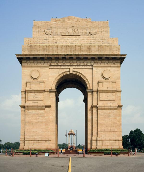 नयाँ दिल्लीमा कर्फ्यू