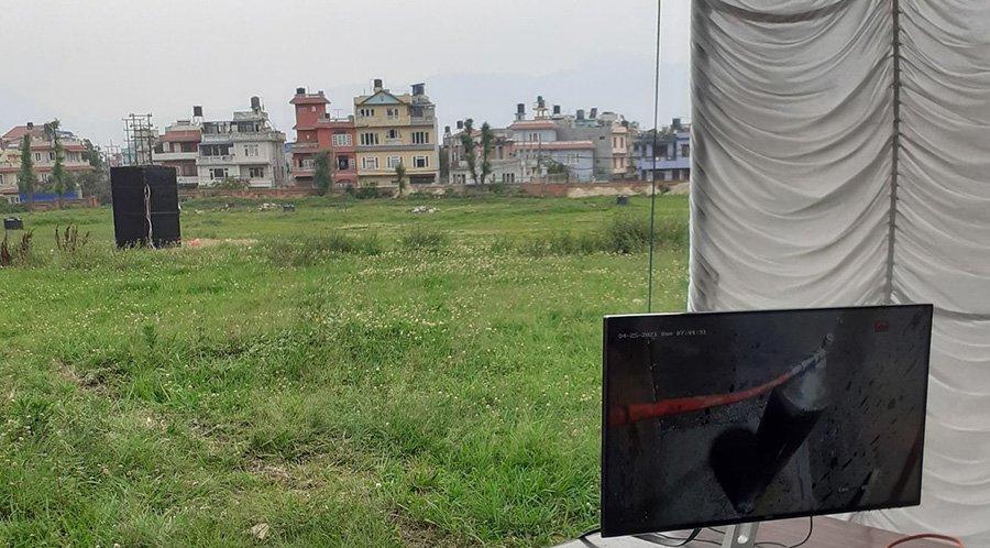 नेपालमा पहिलोपटक अक्सिजन सिलिन्डर उत्पादन