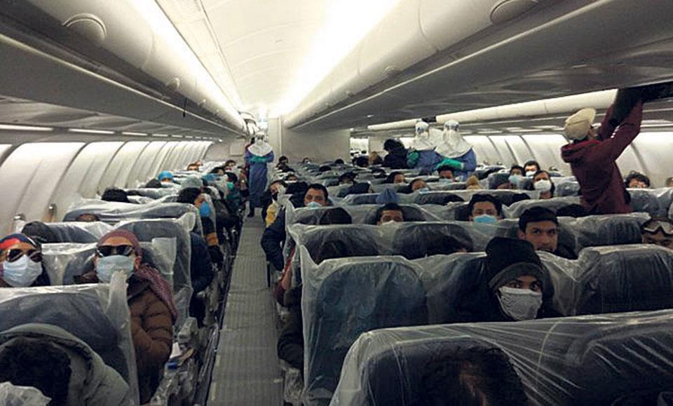 मङ्गलवारदेखि तीन देशका लागि हवाई उडान खुला, यस्ता छन नयाँ मापदण्ड