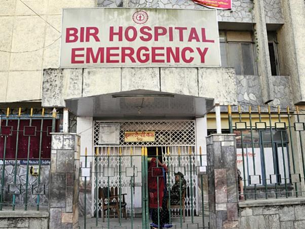 कोभिड संक्रमितको निशुल्क उपचार अबदेखि सरकारी अस्पतालबाट मात्र