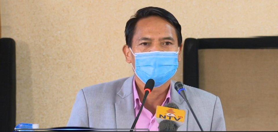 नयाँ स्वास्थ्य मन्त्रीले  भने – सरकारले ३९६ वटा अस्पताल तत्काललै निर्माण शुरु गर्छ