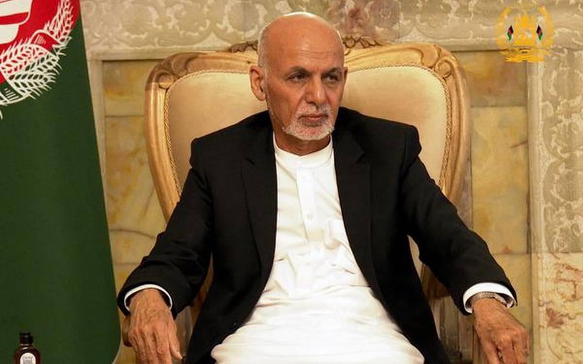 अफगानिस्तानका राष्ट्रपति अशरफ गानीले देश छाडे