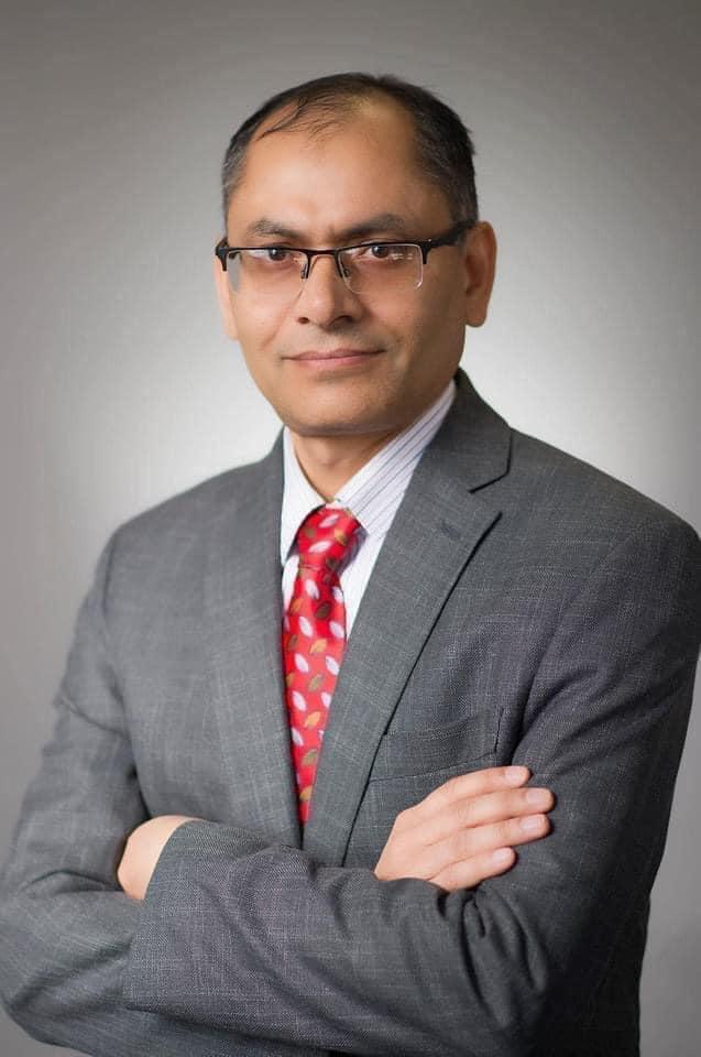 सुर्य लम्साल, न्यूयोर्क विद्ध्युत प्राधिकरणको कार्यकारी निर्देशकमा नियुक्त