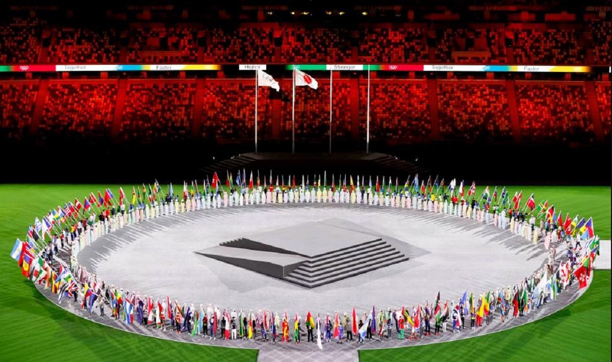 टोकियो ओलम्पिक २०२० समापन
