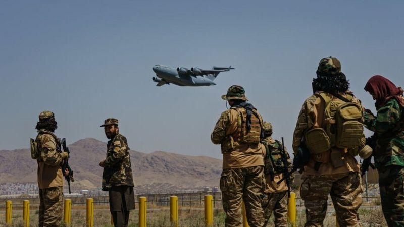 झन्डै २० वर्षपछि अफगानिस्तानबाट पूर्ण रूपमा अमेरिकी  सेना फिर्ता