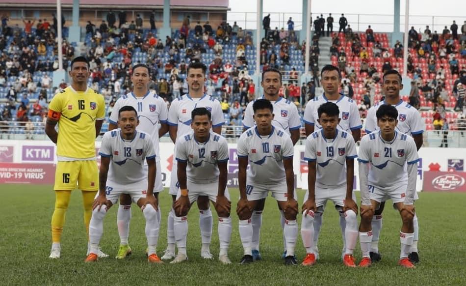 मैत्रीपूर्ण फुटबलको दोस्रो खेलमा नेपाल भारत सँग पराजित