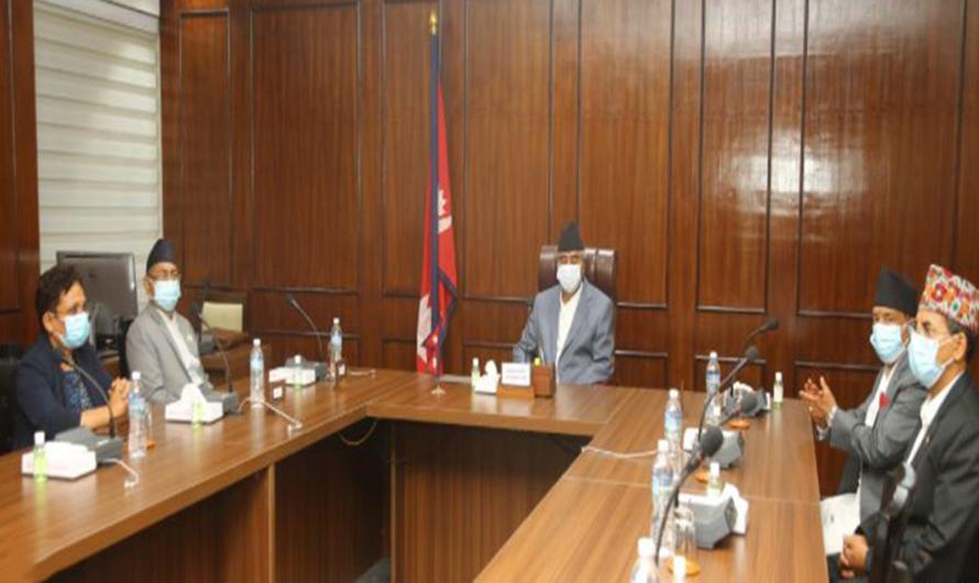 संघीय संसद्को बैठक २३ भदौमा बोलाउन सरकारको सिफारीस