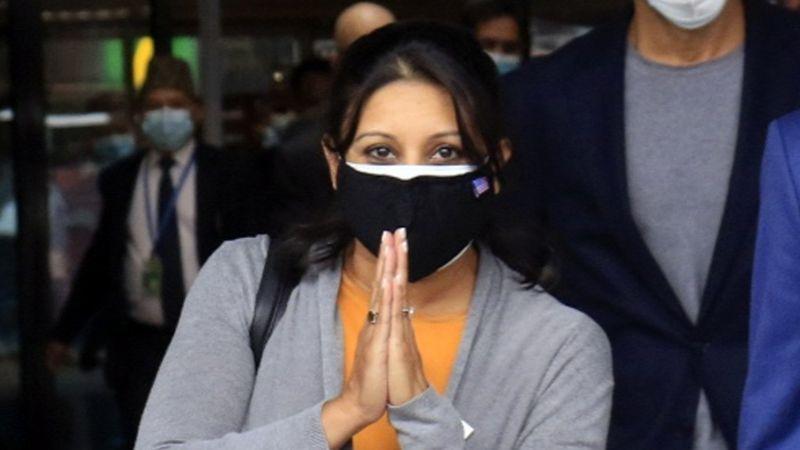 एमसीसीकी उपाध्यक्ष फतिमा काठमाडौंमा भेटघाटमा ब्यस्त