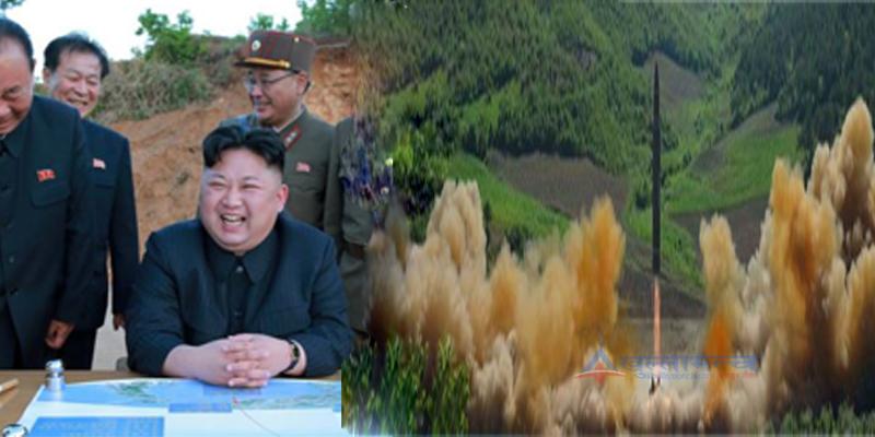 अमेरिकालाइ  क्षेप्यास्त्रले उडाउन सक्ने उत्तर कोरियाको  चेतावनी