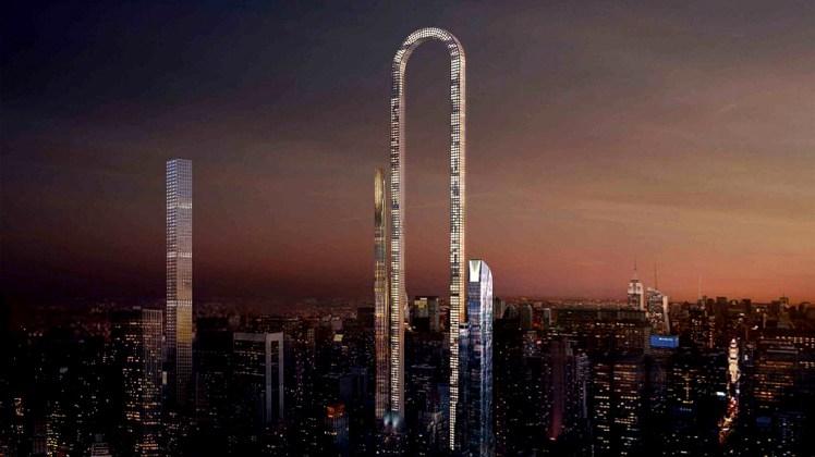 यस्तो बन्नेछ बुर्ज खलिफाभन्दा अग्लो भवन – The Big Bend