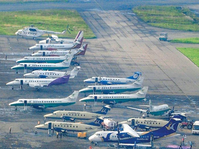 ५० प्रतिशत क्षमतामा हवाई उडान गर्न दिएको अनुमतिमा वायुसेवा संचालकहरुको  आपत्ति